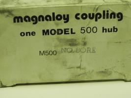 MAGNALOY COUPLING MODEL 500 HUB image 1