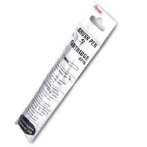 [Xmas] Pentel FP10-A Brush Pen Cartridges (4 refills per pack) - Black Ink - $6.09