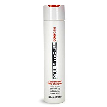 Paul Mitchell Color Protect Daily Shampoo, Gentle Cleanser, 10.14 oz