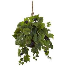 Grape Leaf Hanging Basket - $68.29