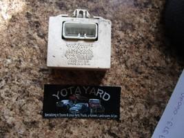 92-96 TOYOTA CAMRY LAMP FAILURE MODULE SENSOR RELAY 89373-06020 YOTA YARD image 2