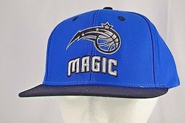 Orlando Magic Blue/Black Baseball Cap Snapback - $21.99