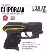 Clipdraw Concealed Carry Clip and Trigger Guard - Ruger LCP - $562,84 MXN