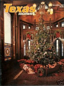 Primary image for Texas Highways December 1985 Magazine