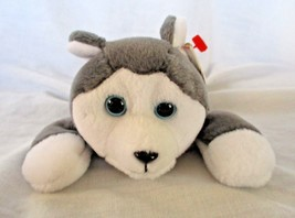 Ty Beanie Baby Nanook The Husky 5th Generation Hang Tag PVC Filled NEW - $19.79