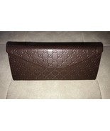 New Gucci Glasses Brown Case and Cleaning Cloth   - $44.99