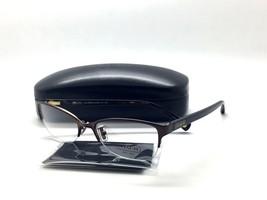 COACH HC 5046 (Leigh) 9155 (Satin Brown/Dark Tortoise) 50/18/135 Eyeglasses New - $68.57