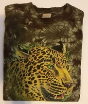 Costa Rica Natural Pura Vida Men's Lg. T-Shirt Top Panthera Onca Save Th... - $39.59