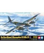 Tamiya 60326 1/32 De Havilland MOSQUITO FB Mk.VI Japan - $235.62
