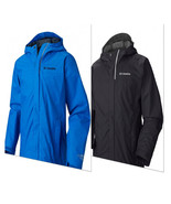 NEW COLUMBIA BOYS' WATERTIGHT RAIN JACKET, XS-S-M-L-XL - $39.90