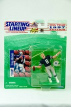 Troy Aikman Dallas Cowboys Starting Lineup Action Figure NIB Kenner 1997 NFL - $14.84