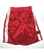 Nike Toddler Boy Shorts Red with White Stripes Size 2T NWT - $19.39