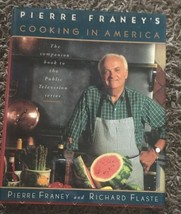 Pierre Franey's Cooking in America by Pierre Franey and Richard Flaste (... - $4.90