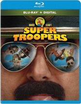 Super Troopers (Blu-Ray/Ws/Dd5.1/Eng-Spa-Fre/Eng & Spa Subtitles)
