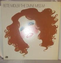 Bette Midler / The Divine Miss M  / LP Record / 1972 - $6.92