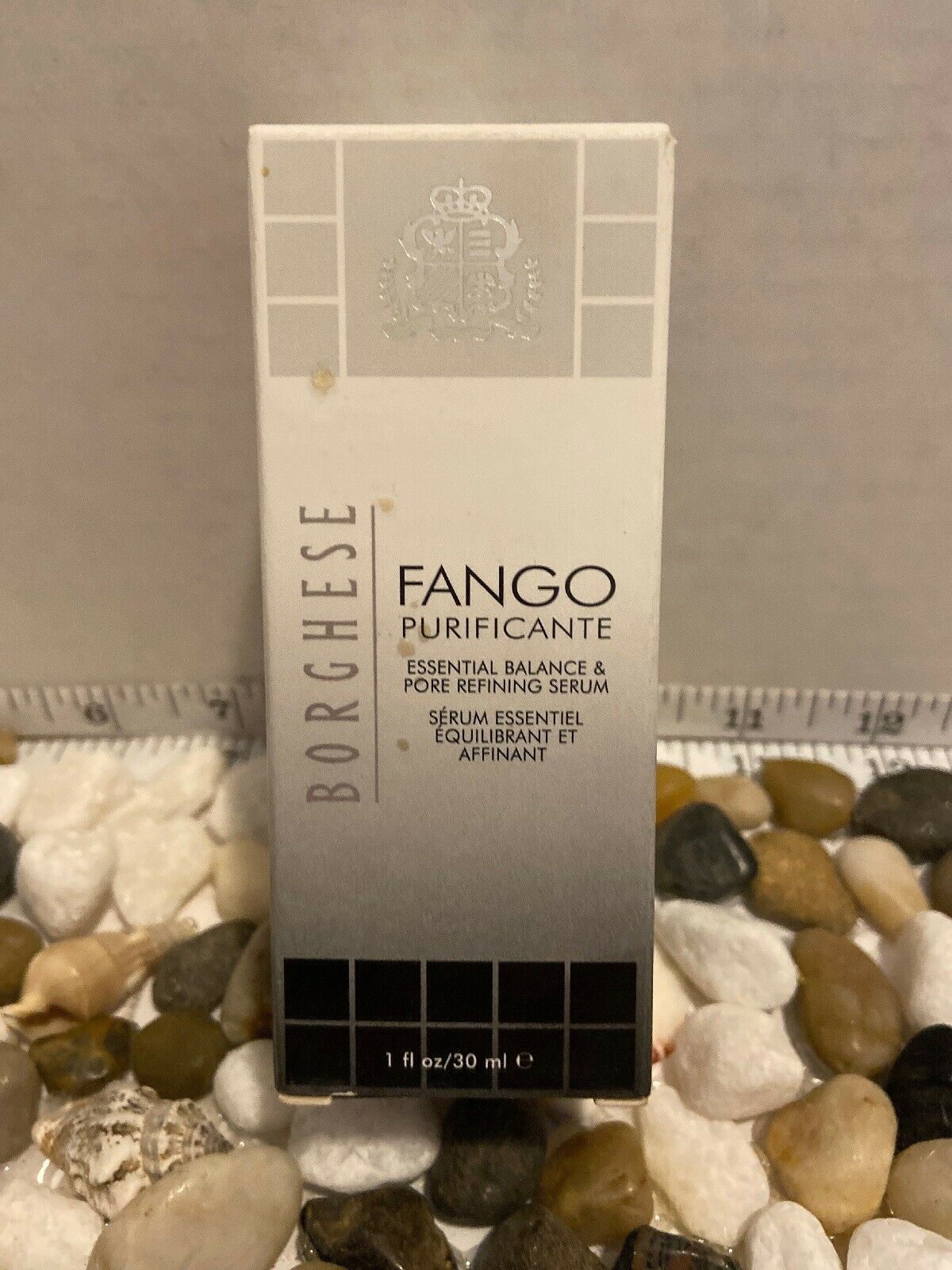 Primary image for BORGHESE FANGO Purificante Pore Refining Serum 1 fl oz NIB More Then 1 Avai