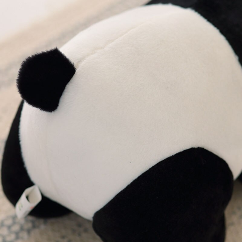 1pcs 18 70cm Panda Plush Toy Cute Panda Stuffed Soft Doll Baby Kids Toy Gift For image 4