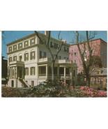 Vintage Postcard Juliette Gordon Low Birthplace Savannah Georgia - $6.92