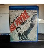 Bluray Max Payne Unrated with Mark Wahlberg WS DTS 5.1 + Features OD3A30 - $8.79