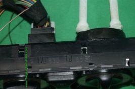 Audi TT AC Climate Control Center Dash Bezel Unit Heater 8N0 820 043A image 3