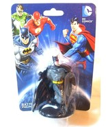 DC Comics 2.25 inch Superman Flash Batman Action Figures New - $6.99
