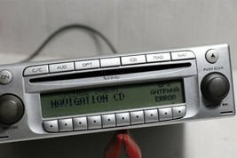 Chrysler Crossfire Navigation CD Player Radio A1938200386 ZH29 BE6812 *FOR PARTS image 2