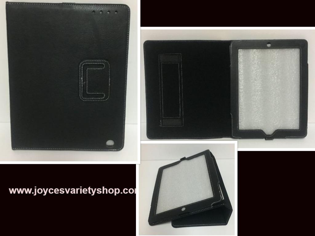 Black ipad case web collage