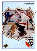 Glenn Resch 1990-91 Upper Deck Card #507 - $0.99