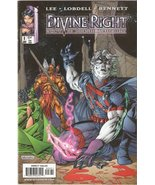 Divine Right: The Adventures of Max Faraday #8 ... - $1.95
