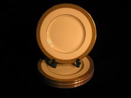 BELVEDERE Vintage Royal Doulton Bone China England H5001 SALAD Plate Lot... - $79.19