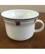 Rare Richard Ginori Clipper Armonia Nautical Flag Tea Demitasse Cup Ital... - $26.79