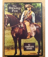 Walt Disney's The Swamp Fox - The Complete Series - 4-DVD Set! - Leslie Nelson