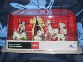 Disney Store 101 Dalmatians Figurine Play Set 7 Pieces BRAND NEW. - $20.78