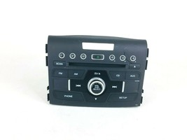 2015-2016 Honda CRV 39100-T0A-A911-M1 Receiver Radio Audio Disc CD Player - $65.44