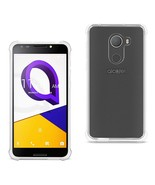 Reiko Alcatel Walters Clear Bumper Case With Air Cushion Protection In C... - $7.80