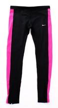 Nike Dri Fit Essential Tight Fit  Black & Pink Athletic Tights Women's L... - €50,50 EUR