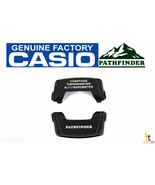 Casio Pathfinder PAG-240 Black Cover End Piece 6&12 Hour Set PRG-130 PAW-1500GB - $29.95