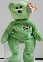Ty Beanie Babies Kicks The Bear  New with Tags - $8.90