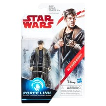 Star Wars Force Link DJ (Canto Bight) 3 3/4 Inch Action Figure NIB - $7.99