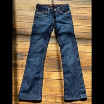 Levi's Boot Cut Jeans Girls size 8 slim - $10.00