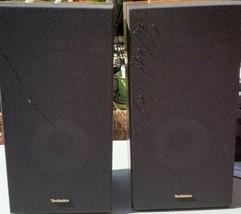 Technics Mod SB-L56 3way Speaker System Set Tested Vintage Distributor P... - $193.50