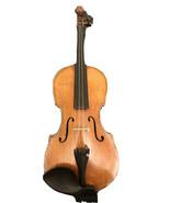 Infinite Strings Bench Copy Of 1695 Guarneri Violin + Bow + Case Made In... - $2,804.99