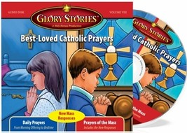 Best Loved Catholic Prayers & Prayers of the Mass - Glory Stories Volume 8 - CD