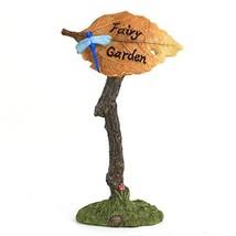 Top Collection Miniature Fairy Garden and Terrarium Fairy Garden Sign - $15.52