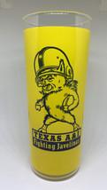 Vintage Texas A & I University Fighting Javelinas Libbey Glass Kingsvill... - $33.85
