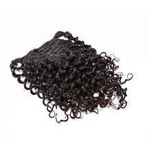 Loxxy Water Wave Clip In Hair Extensions Brazilian Virgin Natural Hair Clip In H image 3