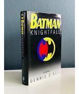 Batman Knightfall Dennis O'Neil True First Edition First Printing HC/DJ ... - $444.51