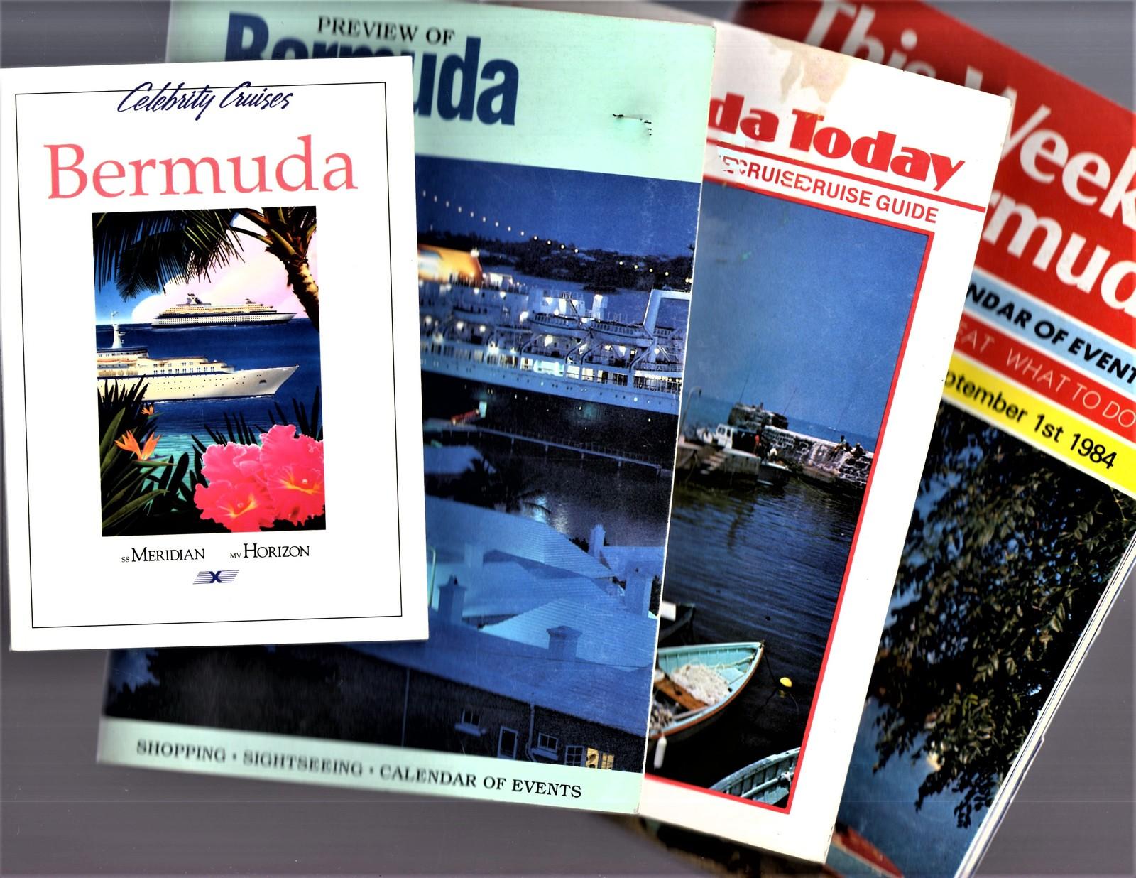 Bermuda (4 Books)