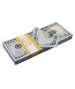 $10,000 New Series Full Print Prop Money Stack - $13.99