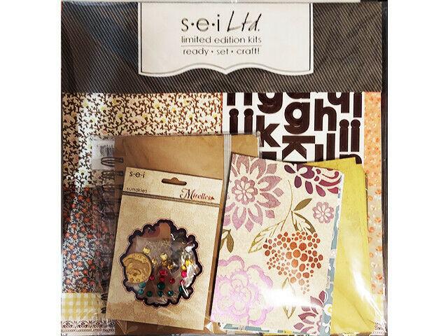 SEI Limited Edition Kits Gratitude Journal Photo Project Kit #3-6007